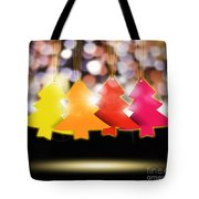Christmas And New Year 2013 Tote Bag