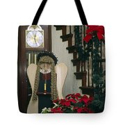Christmas Angel Tote Bag