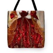 Christmas Angle Tote Bag