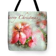 Christmas Card - Virginia Creeper In Autumn Colors Tote Bag