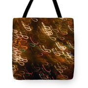 Christmas Card - The Manger Tote Bag