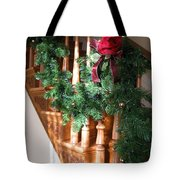 Christmas Garland Tote Bag
