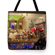 Christmas In Rochester Tote Bag