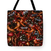 Christmas Island Red Crab Gecarcoidea Tote Bag