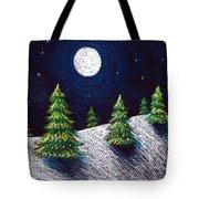 Christmas Trees II Tote Bag