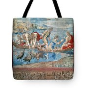 Christ:miraculous Draught Tote Bag