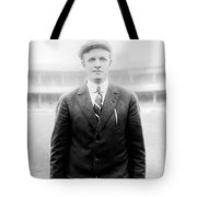 Christy Mathewson - Major League Baseball Player Tote Bag
