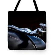 Chrome Angel Tote Bag