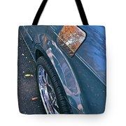 Chrome Tree Tote Bag by Bill Owen