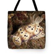 Chromodoris Kunei Nudibranch Carrying Tote Bag