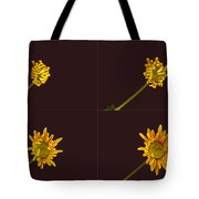 Chrysanthemum Blooming Sequence Tote Bag