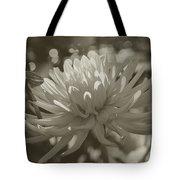 Chrysanthemum In Bloom Tote Bag