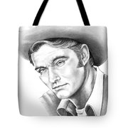 Chuck Conners-rifleman Tote Bag