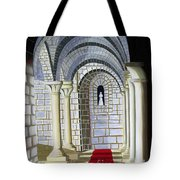 Church Altar Tote Bag