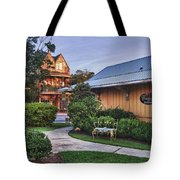 Church And Delemar Tote Bag