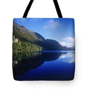 Church At The Waterfront, Kylemore Tote Bag