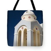 Church Bell Tower Tote Bag