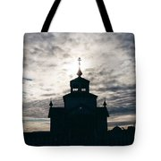 Russian Orthodox Church Alaska Tote Bag