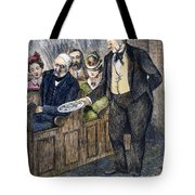 Church Collection, 1872 Tote Bag