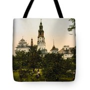 Church In Czestochowa - Poland - Ca 1900 Tote Bag