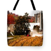 Church Is Over Heading Home Tote Bag