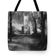 Church Of St Mary Magdalene Tote Bag by Simon Marsden