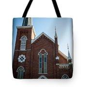 Church Series - 3 Tote Bag