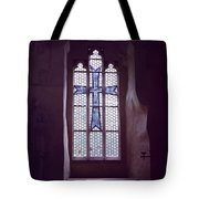 Church Stained Glass Window 2 Tote Bag