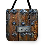 Church Stronghold  Tote Bag