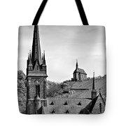 Churches Of Lorchhausen Bw Tote Bag