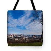 Cincinnati From Kentucky Tote Bag