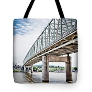 Cincinnati Taylor Southgate Bridge Tote Bag