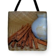 Cinnamon Jar Tote Bag