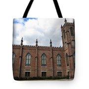 Circa 1818 Gothic 1st Presbyterian Church Huntsville Alabama Usa Tote Bag