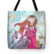 Circe The Sorceress Tote Bag
