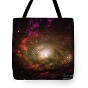 Circinus Galaxy Tote Bag