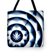 Circle Flower - Macro 1 Tote Bag