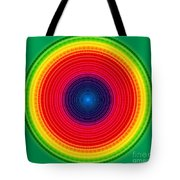 Circle X-ray Tote Bag