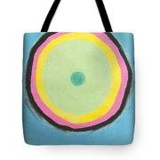 Circles Of Destiny Tote Bag