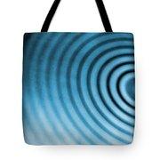 Circular Ripples Tote Bag