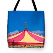 Circus Tent Top  Tote Bag