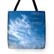 Cirrus Cloud Tote Bag