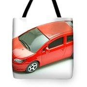 Citroen C4 Model Car Tote Bag