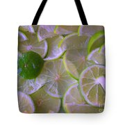 Citrons Verts - Green Lemon - Ile De La Reunion Tote Bag