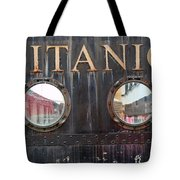 City 0024 Tote Bag