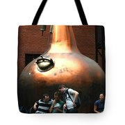 City 0026 Tote Bag