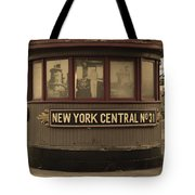 City 0054 Tote Bag