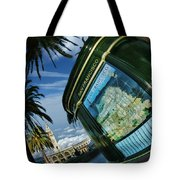 City By The Bay Tote Bag