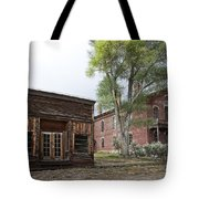 City Drug Store And Hotel Meade - Bannack Montana Ghost Town Tote Bag