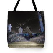 City Hall Tote Bag